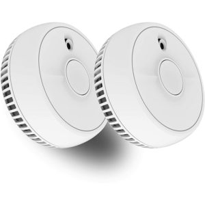 FireAngel Smoke Alarm With 1 Year Battery Twin Pack